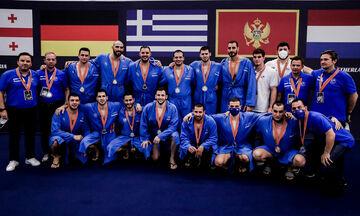 Εθνική ομάδα πόλο ανδρών: Συγχαρητήρια από ΕΟΕ, ΣΕΔΥ, ΠΣΑΤ και ΚΚΕ