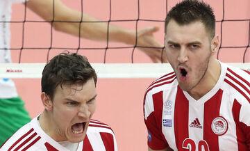Volley League: Aναβλήθηκε λόγω κορονοϊού το ντέρμπι Παναθηναϊκός-Ολυμπιακός