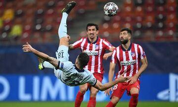 Ατλέτικο Μαδρίτης - Τσέλσι 0-1: Γαλλικό «κλειδί» πρόκρισης μ' ανάποδο ψαλίδι του Ζιρού (Ηighlights)!