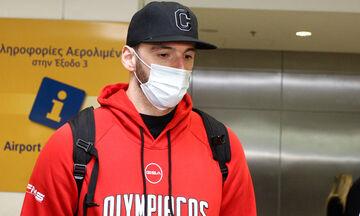 ΚΑΕ Ολυμπιακός: Ευχές στον Κουφό για τα γενέθλιά του