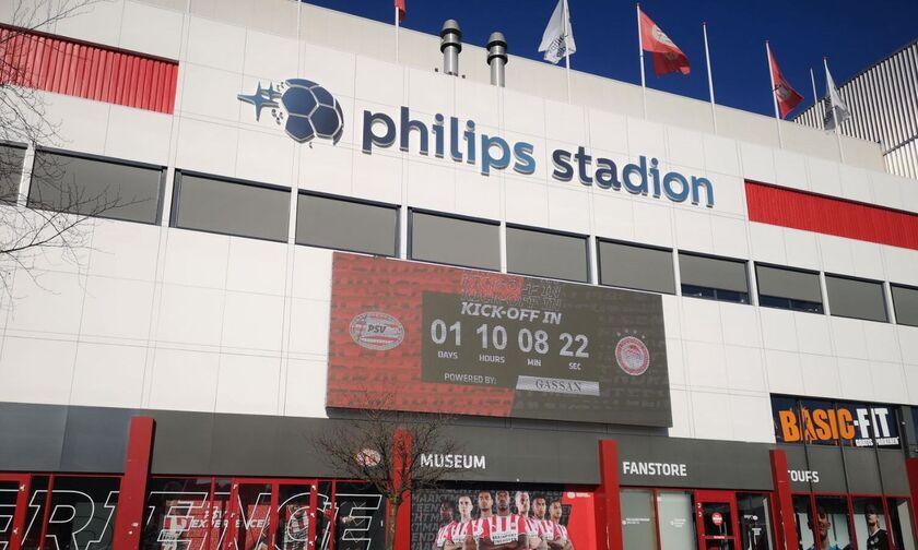 Το «Philips Stadion» μετράει αντίστροφα για το Αϊντχόφεν - Ολυμπιακός (vids & pics)