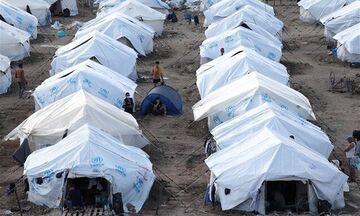 Νεαρή έγκυος πρόσφυγας αυτοπυρπολήθηκε στο Καρά Τεπέ - Νοσηλεύεται εκτός κινδύνου