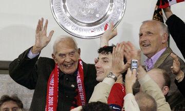 Φριτς Φίλιπς: Συγγενής του Μαρξ, ένας δεύτερος Όσκαρ Σίντλερ, οπαδός-σύμβολο της PSV (pics+vids)