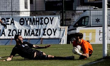 Super League 2: Η Δόξα νίκησε 1-0 τον πρωτοπόρο Εργοτέλη (highlights, βαθμολογία)