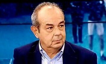 ΕΦΟΑ: Ο Δημήτρης Σταματιάδης ανακοίνωσε την υποψηφιότητα για την θέση του προέδρου