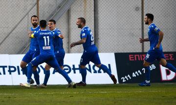 ΑΕΛ - Λαμία: Το γκολ του Αραμπούλι για το 0-1 (vid)