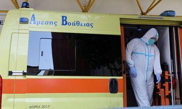 Κατανομή κορονοϊού (24/2): 869 κρούσματα στην Αττική, 200 στη Θεσσαλονίκη