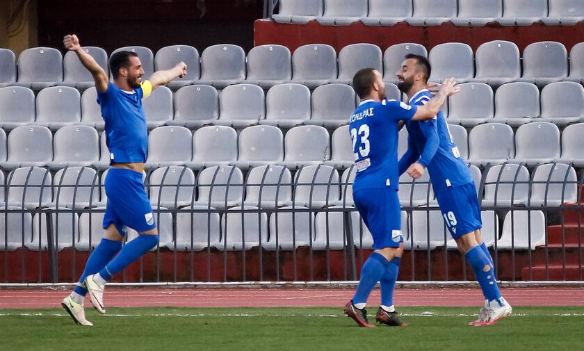 ΑΕΛ - Λαμία 0-1: «Σωτήριος» Αραμπούλι για τους Φθιώτες!-highlights
