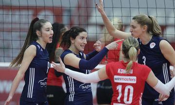 Ολυμπιακός: Τρία νέα κρούσματα στην ομάδα Γυναικών!