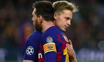 La Liga: Δύο γκολ ο Μέσι, 3-0 η Μπαρτσελόνα την Έλτσε (highlights, βαθμολογία)