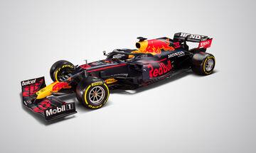 Red Bull: Παρουσίασε το νέο της μονοθέσιο (vid)
