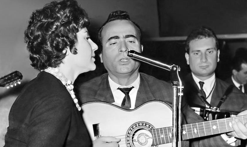 Οι «Γλάροι» που θα έλεγε ο Καζαντζίδης και η σπασμένη χορδή που ακούγεται στο δίσκο