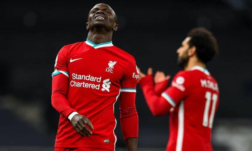 Μανέ: «H Premier League τελείωσε για εμάς, στόχος το Champions League»