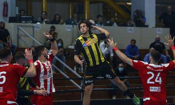 Handball Premier: Αναβλήθηκε το Ολυμπιακός - ΑΕΚ (πρόγραμμα)