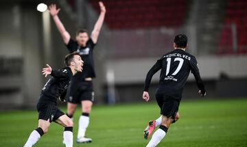 Άρσεναλ - Μπενφίκα: Το γκολ του Γκονσάλβες για το 1-1 (vid)