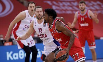 Ολυμπιακός - ΤΣΣΚΑ 74-75 - ΜακΚίσικ: «Αναλαμβάνω την ευθύνη»