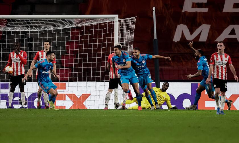 Αϊντχόφεν-Ολυμπιακός 2-1: Παλικάρι ο Χασάν τον έστειλε στους «16» (highlights)