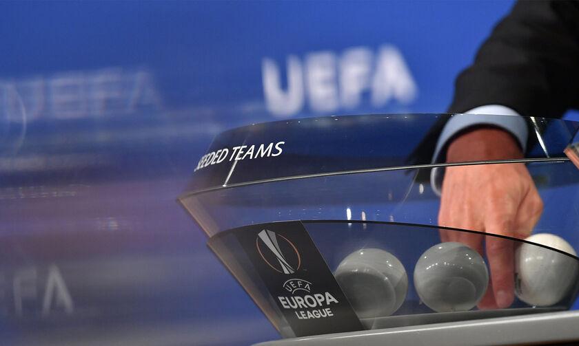 Europa League: Την Παρασκευή (26/2) η κλήρωση των «16», οι πιθανοί αντίπαλοι του Ολυμπιακού