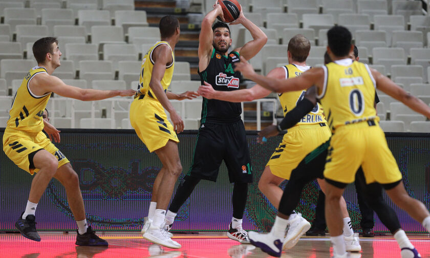EuroLeague: Στο Βερολίνο με Άλμπα ο Παναθηναϊκός