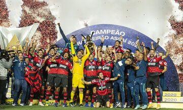 Βραζιλία: Πρωταθλήτρια Φλαμένγκο, «αυτοκτόνησε» η Ιντερνασιονάλ (vids, pic)