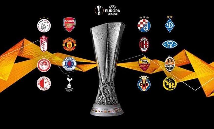 Europa League: Εύκολη κλήρωση δεν υπάρχει για καμία ομάδα…