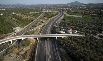 Ολυμπία Οδός: Διακοπή κυκλοφορίας σε τμήμα του κόμβου Ξυλοκάστρου από 1-5 Μαρτίου