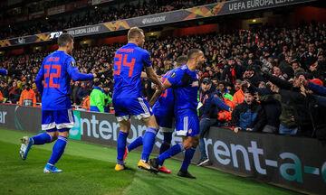 Ολυμπιακός - Άρσεναλ: Η UEFA θυμήθηκε το γκολ του Ελ Αραμπί (vid)