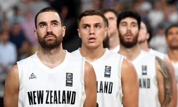 Εκτός προ-Ολυμπιακού τουρνουά η Ν. Ζηλανδία- Στη θέση της οι Φιλιππίνες