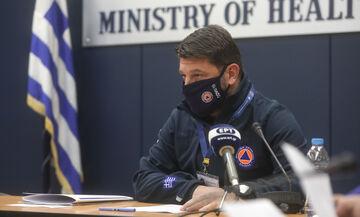 Αττική: Παράταση lockdown για μία εβδομάδα ανακοίνωσε ο Χαρδαλιάς - 10 νέες περιοχές «στο κόκκινο»