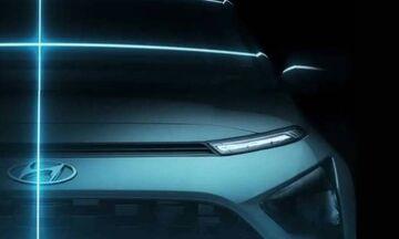 Έτοιμο για ντεμπούτο το νέο Hyundai Bayon