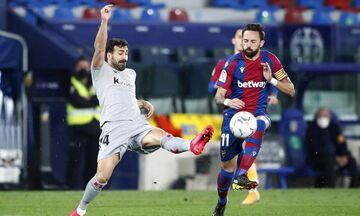 La Liga: Στα πέναλτι κρίθηκε η πρόβα... Κυπέλλου Λεβάντε - Αθλέτικ Μπιλμπάο (Highlights)!