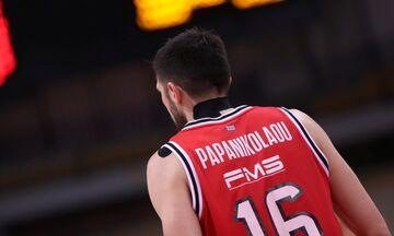 Ολυμπιακός: Πιθανό τέλος στη σεζόν για Παπανικολάου λόγω ρίσκου επιδείνωσης