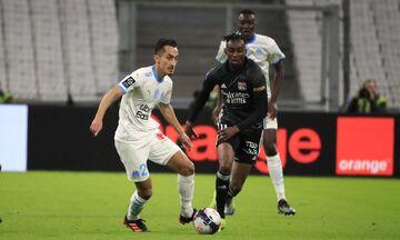 Ligue 1: Νέα απώλεια για τη Λιλ, «κόλλησε» η Λιόν στη Μασσαλία, κερδισμένη η Μονακό! (highlights)