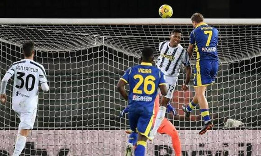 Serie A: «Σκριν» τίτλου στην Ίντερ, η Ελλάς Βερόνα με την ισοφάριση επί της Γιουβέντους (highlights)