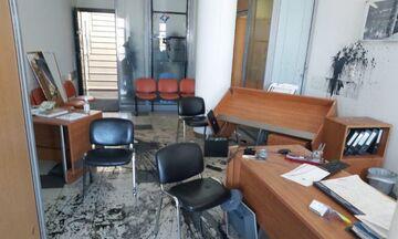 Δύο συλλήψεις για την επίθεση στο γραφείο του Αυγενάκη