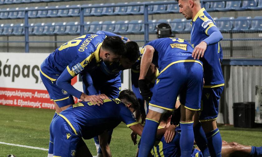 Αστέρας Τρίπολης - ΠΑΟΚ 2-1: Κακός του δαίμονας με... ισπανική υπογραφή!