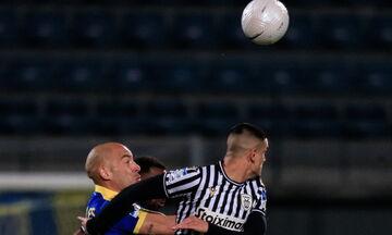Αστέρας Τρίπολης - ΠΑΟΚ: Με γκολ του Φερντάνεθ 2-0 οι Αρκάδες! (vid)