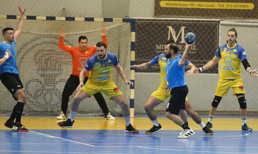 Handball Premier: Τα αποτελέσματα και η βαθμολογία της 8ης αγωνιστικής
