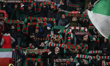 Λοκομοτίβ - ΤΣΣΚΑ 2-0: Φανταστική ατμόσφαιρα από τα... παλιά με γεμάτο γήπεδο! (vids, pics)