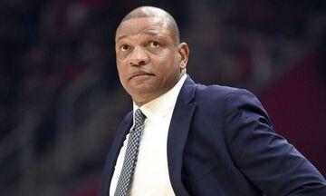 Ντοκ Ρίβερς για logo NBA: «Αν αλλάζαμε, ο Τζόρνταν θα ήταν η επιλογή»