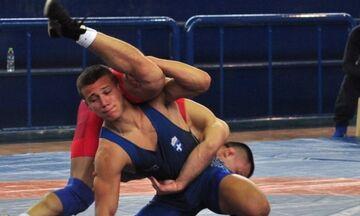 Διεθνές τουρνουά πάλης: Ικανοποιητική εμφάνιση Κουγιουμτσίδη στην Ουκρανία