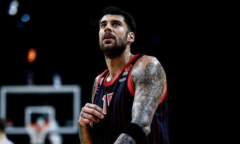 Ολυμπιακός: Ο Πρίντεζης στην κορυφή της EuroLeague στα δίποντα (pic)