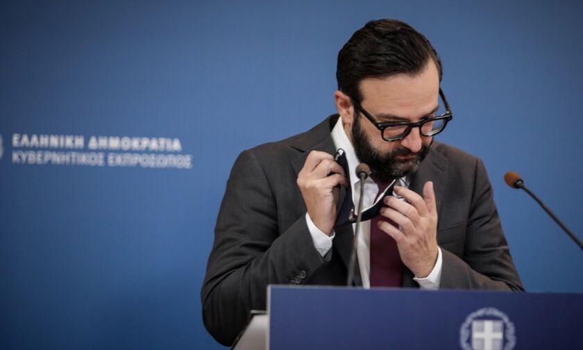 Ταραντίλης: Παραιτήθηκε από κυβερνητικός εκπρόσωπος