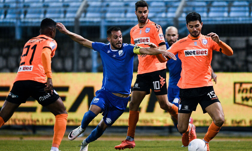 Λαμία - ΠΑΣ Γιάννινα 0-0: Όλα τα λεφτά η ευκαιρία του Αραμπούλι - Ο Επασί...γλίτωσε τον Γκαζαριάν!