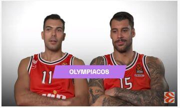 Ολυμπιακός: Σλούκας και Πρίντεζης έκαναν γκάφα με τον Ολυμπιακό (vid)