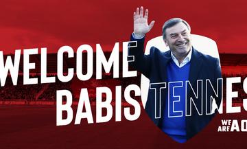 Επίσημο: Ο Μπάμπης Τεννές νέος προπονητής της Ξάνθης