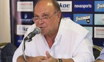 Διαθεσόπουλος για Γκολομέεβ: «Παράκληση να ικανοποιηθεί το αίτημά του»