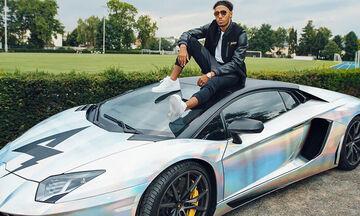 Άρσεναλ: Το νέο «παλάτι» του Ομπαμεγιάνγκ και ο στόλος με τις Porsche, Lamborghini, Ferrari (pic)