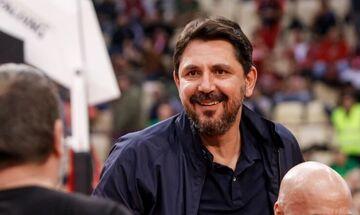 Ρεντζιάς: «Οι πιο σημαντικές εκλογές στην ιστορία του ελληνικού μπάσκετ» (vid)
