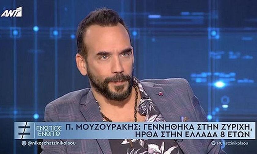 Μουζουράκης: «Ήμουν ΠΑΟΚ στο ποδόσφαιρο και Άρης στο μπάσκετ»